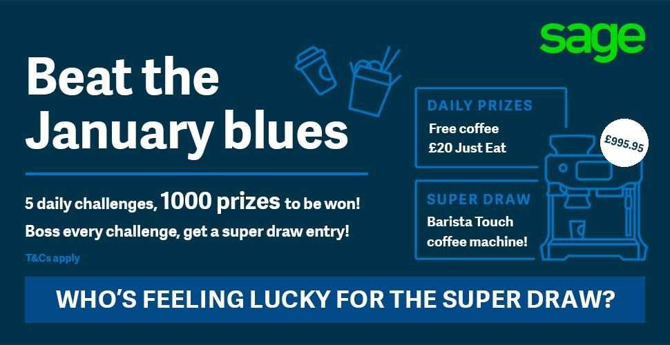 Beat the Blues Competition