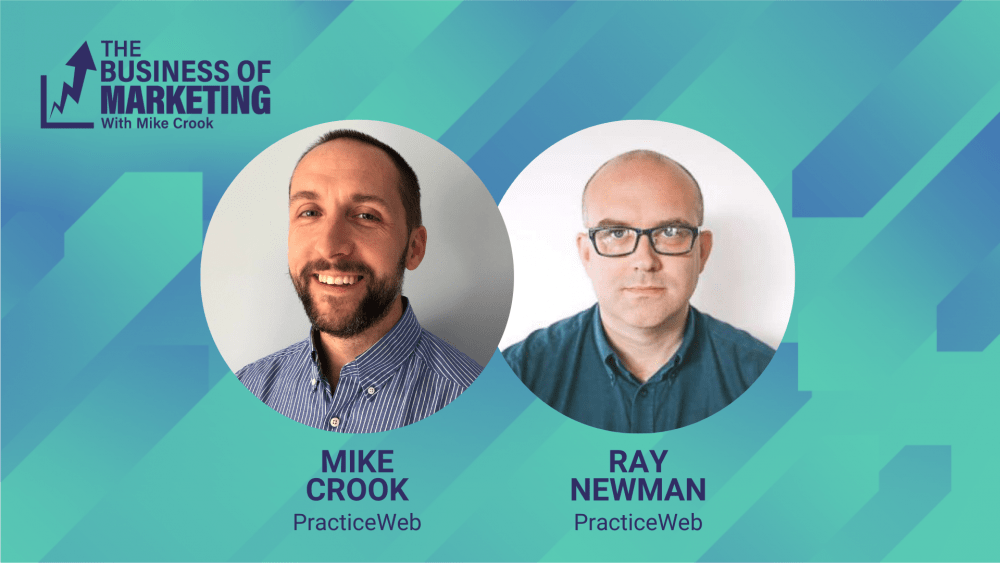 The Business of Marketing webinar