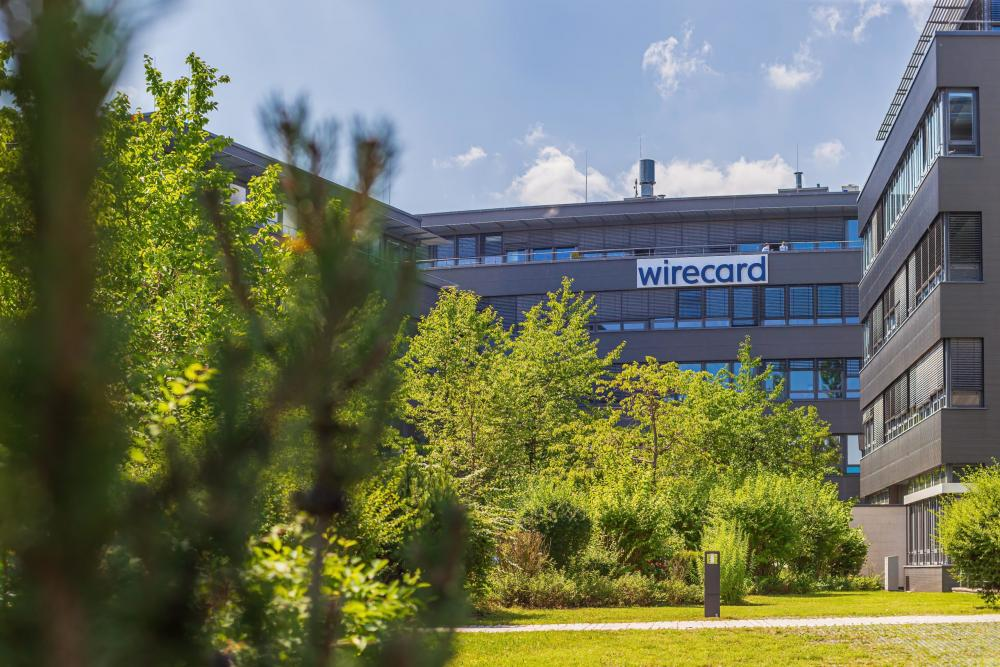 Wirecard Building