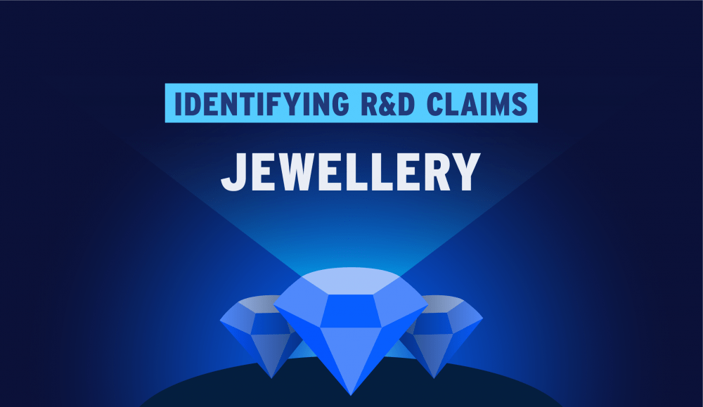 The Jewellery Sector's eligibility for R&D Tax Relief