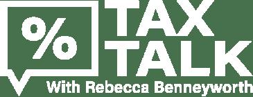 Tax Talk Logo