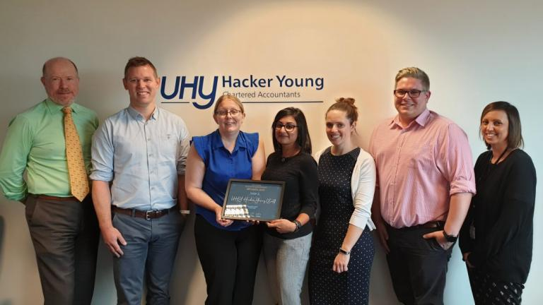 UHY Hacker Young (East) – 2019 Finalist