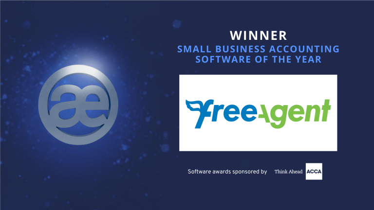 SMALL BUSINESS ACCOUNTING SOFTWARE OF THE YEAR