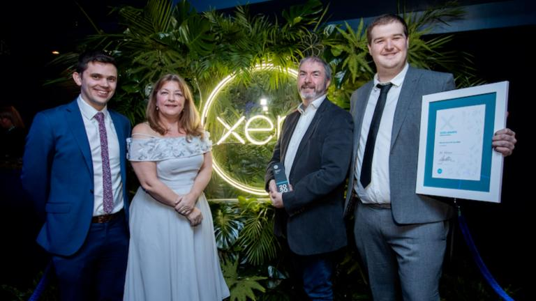 Ad Valorem - Xero UK's 2020 Mid-size Firm of the Year