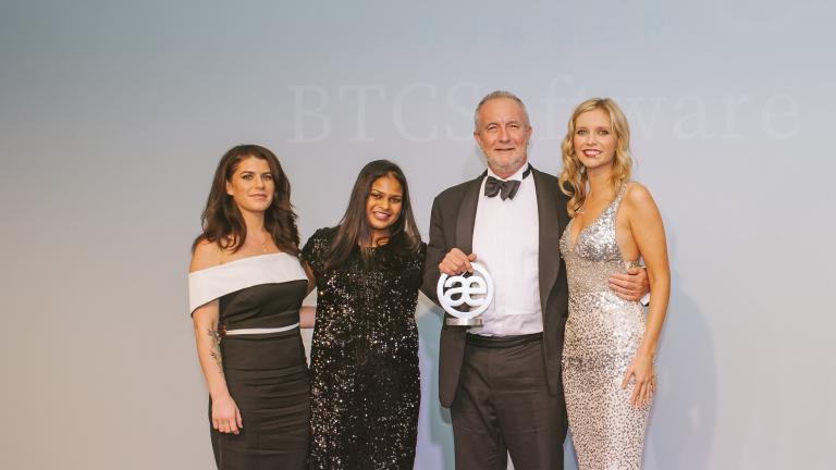 BTCSoftware wins big at 2018 Accounting Excellence Software Awards
