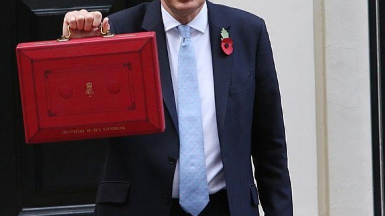 Chancellor from Budget 2018 speech