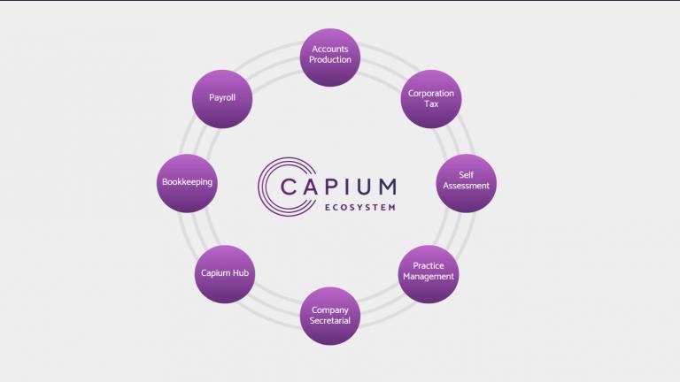 Capium adds company secretarial module