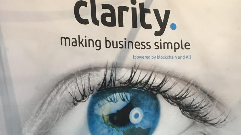 Clarity hails blockchain era at Accountex