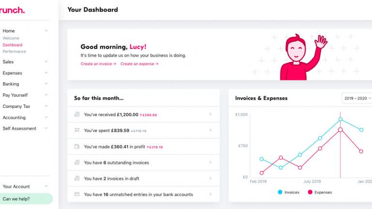 Crunch introduces new Ada accounting platform