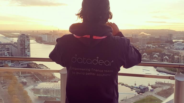 DataDear: empowering finance teams to build better solutions