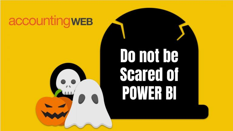 Do not be scared of Power BI