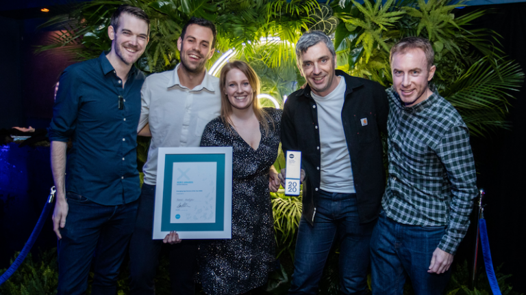 Xerocon: Emerging app of the year