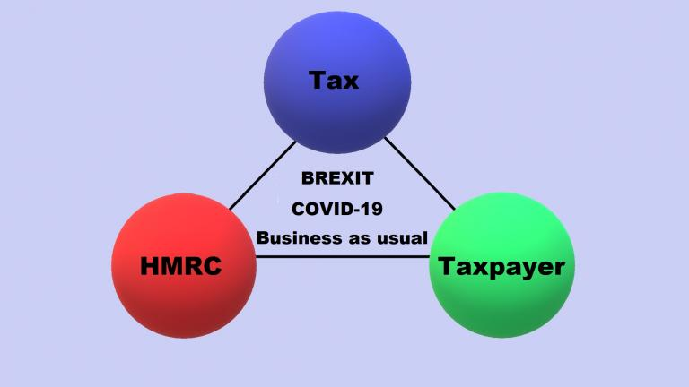 HMRC accounts illustrate 2019-20 juggling act