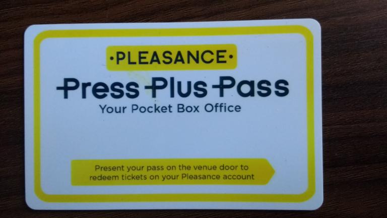 Pleasance Plus Pass