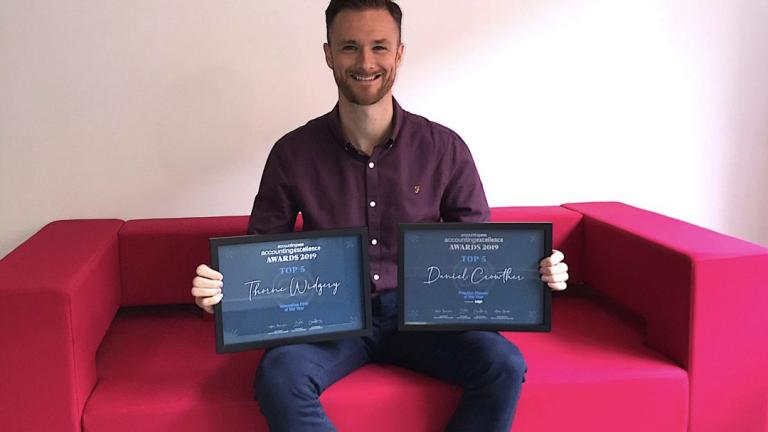 Thorne Widgery – 2019 Finalist