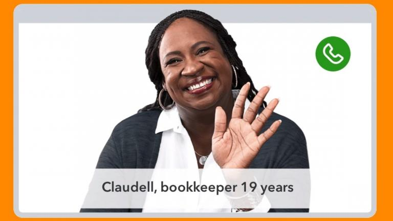 QuickBooks Live online bookkeeping service