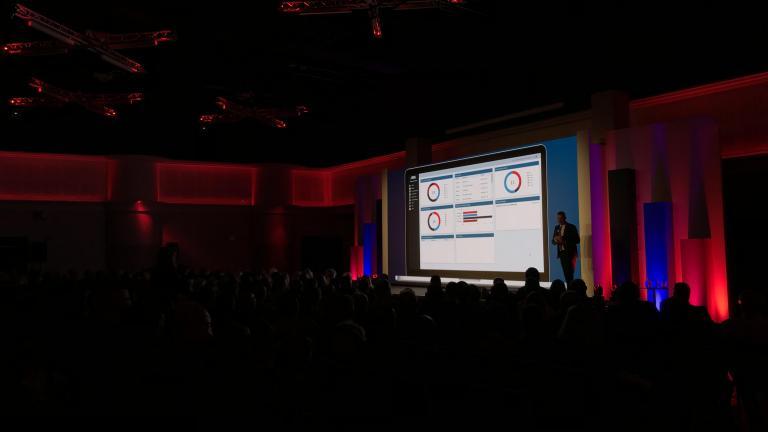 Project Darwin prototype dashboard unveiled at IRIS World 2018