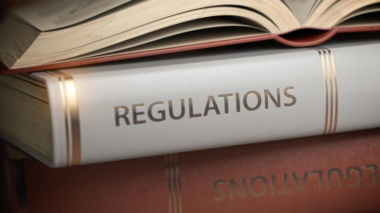 Regulations book