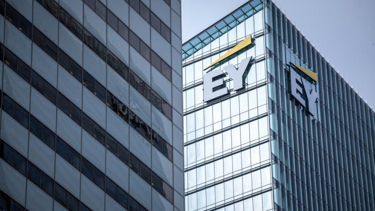 EY office, Toronto