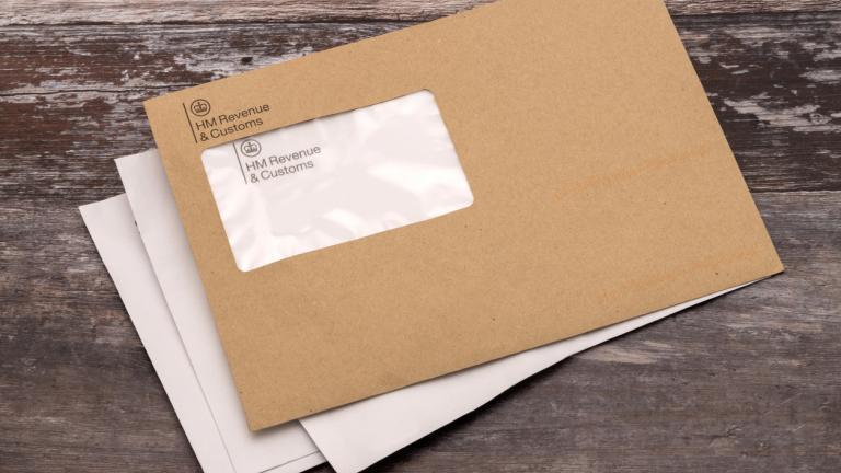 HMRC brown envelope