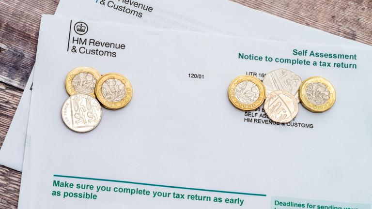 SA tax return