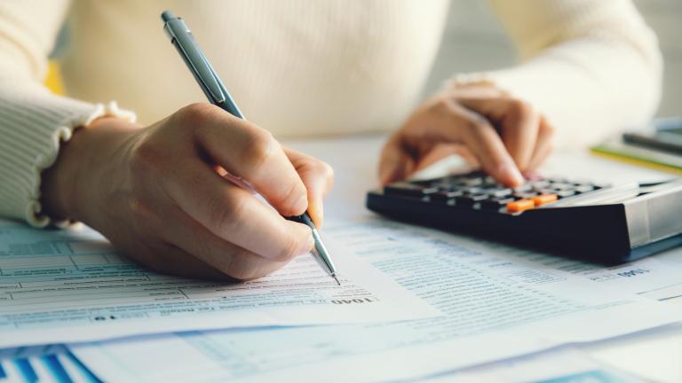 HMRC tax payment