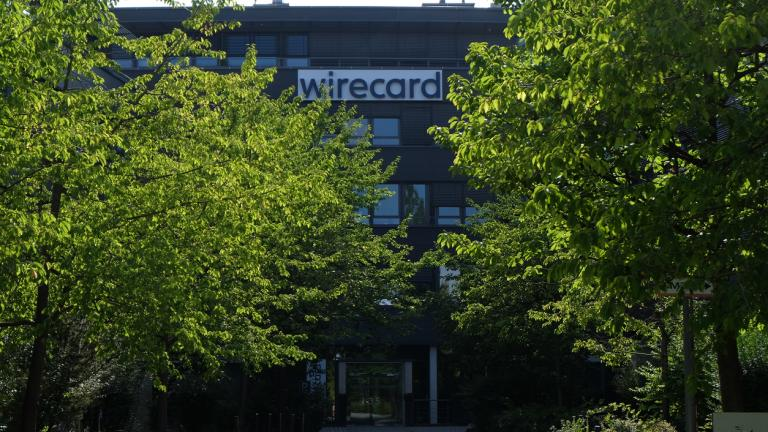 Wirecard bankrupt fintech corporation