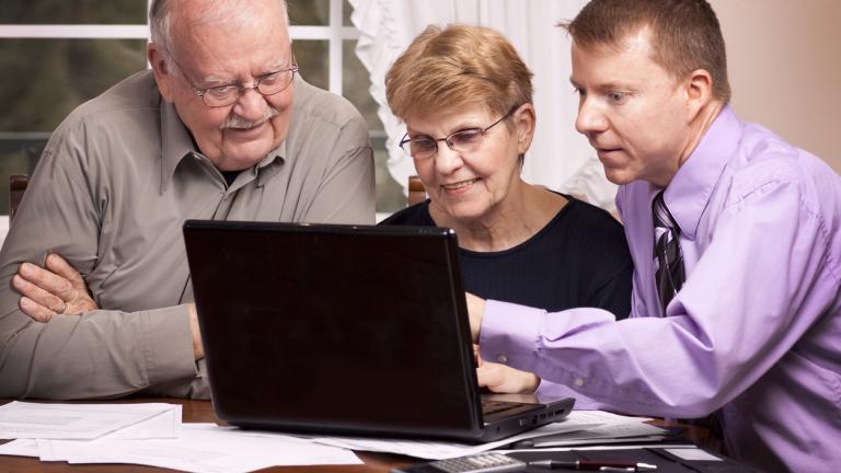 pension advice