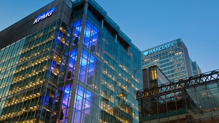 KPMG Canary Wharf Offices
