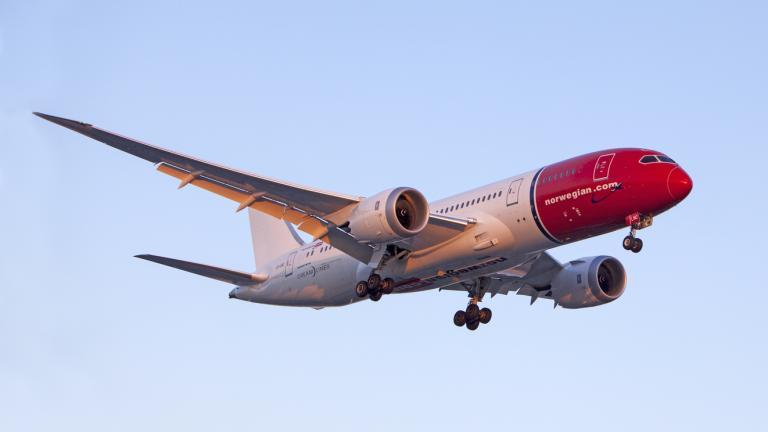 Norwegian Air Boeing 787 Dreamliner