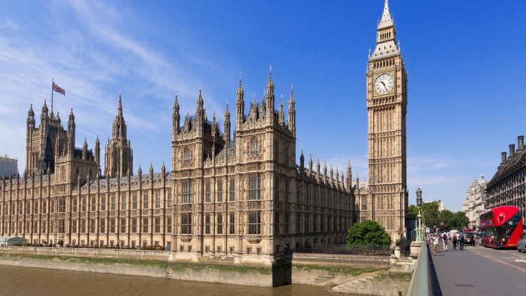 Palace of Westminster (Houses of Parliament) and Big Ben