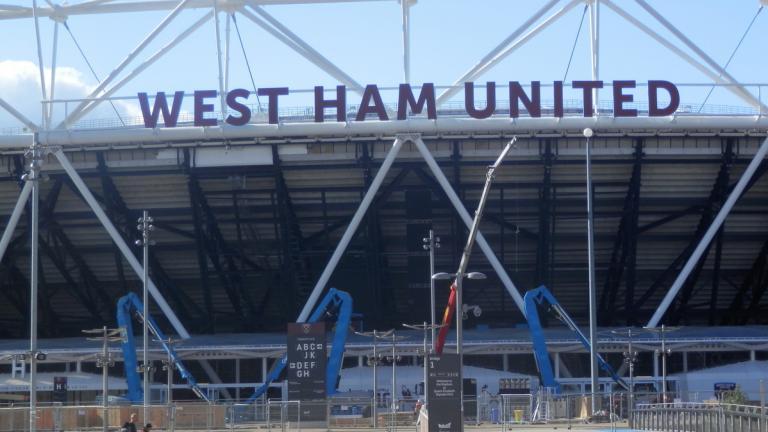West Ham United stadium