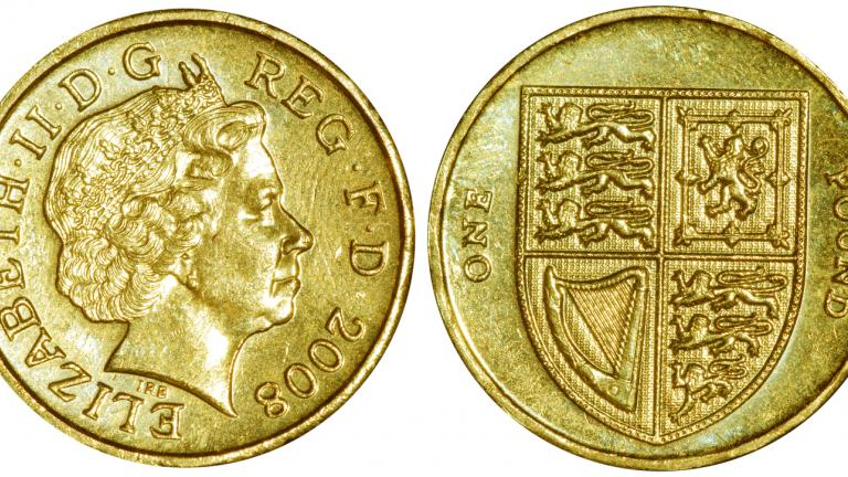 Pound coin - VAT reverse charge problem for charities