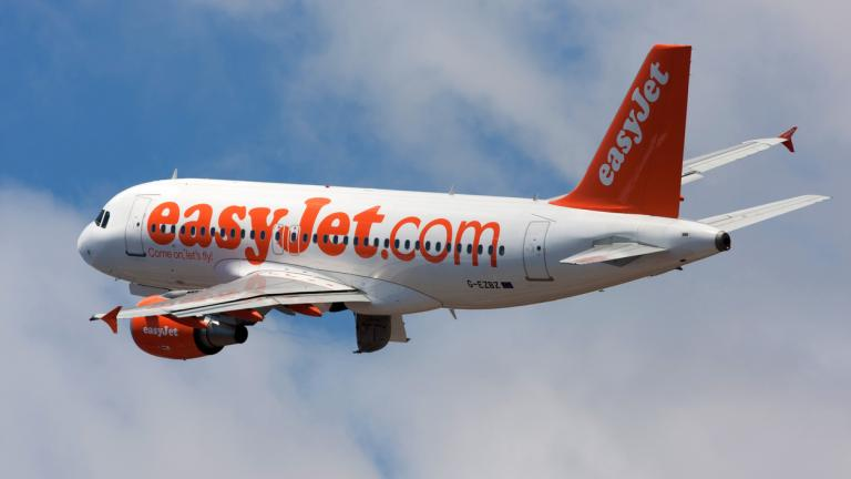 EasyJet experiences a torrid month in May 2020
