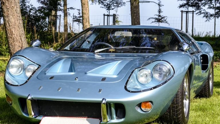 Classic Ford GT40 sports car featured in first tier tax tribunal case