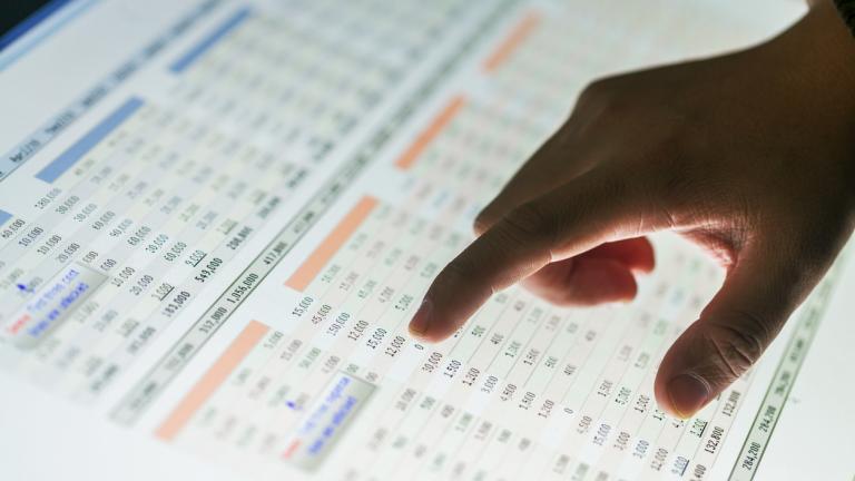 Excel examination