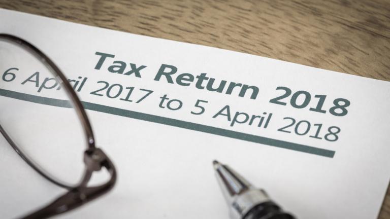 tax return 2018