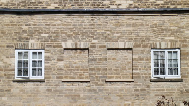 Blocked up windows as a result of a Window Tax