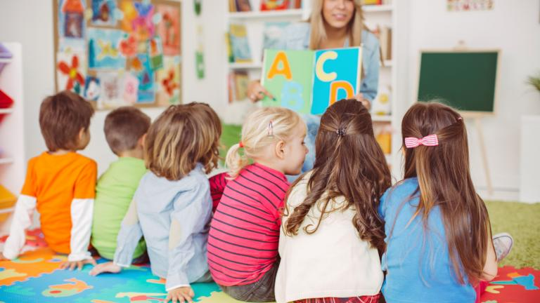 childcare nursery place