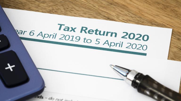2019/20 self assessment tax return