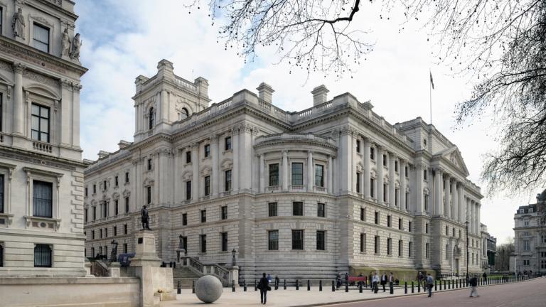 Treasury offices, 100 Parliament Street