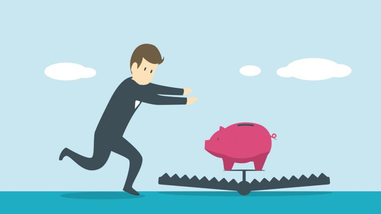 Business approaches pensions mousetrap