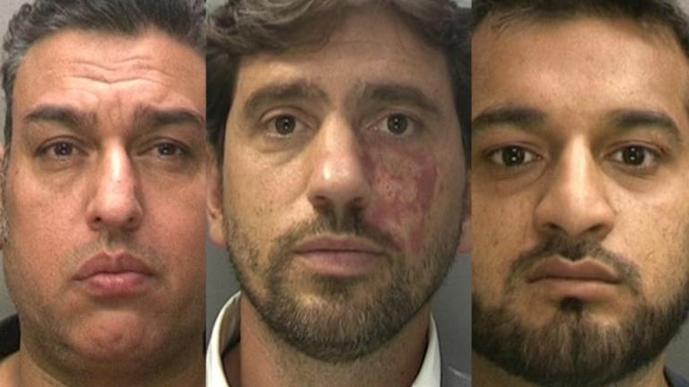Fraudsters headshots