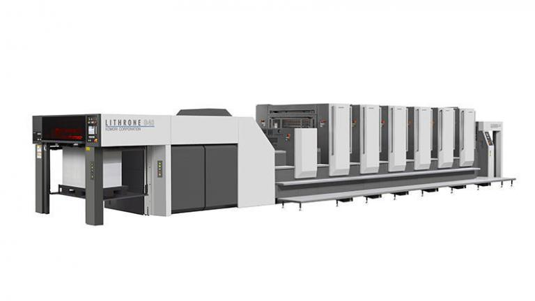 komori printer