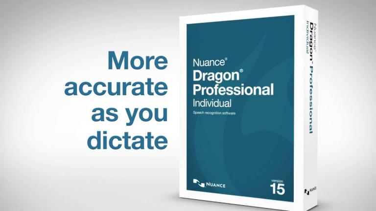 Dragon Professional software