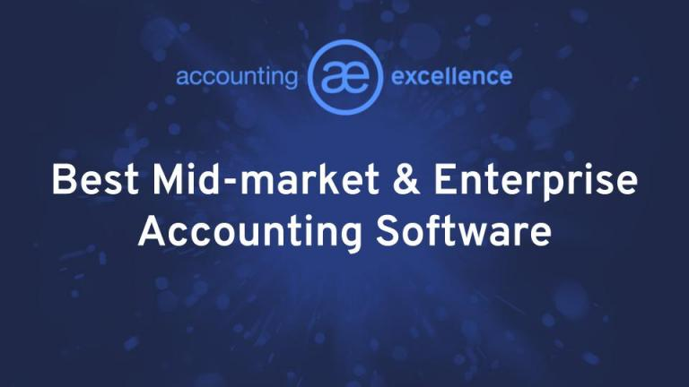 Mid-market & Enterprise Accounting Software