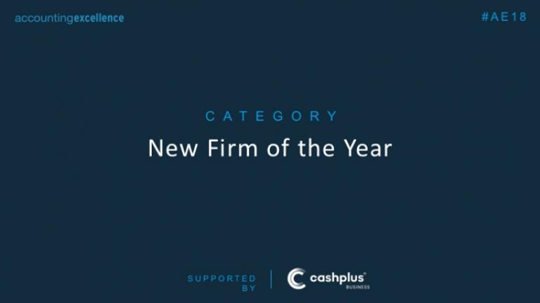 AE Awards 2018: New Firm of the Year
