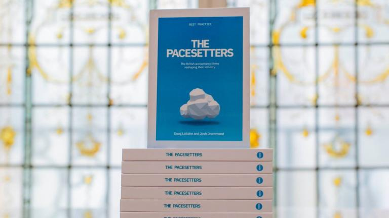 The Pacesetters - cloud practice handbook from Xero