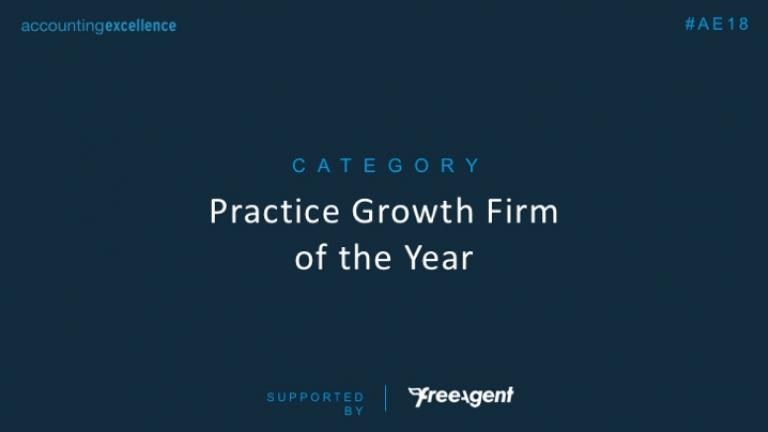 AE Awards 2018: Practice Growth Firm of the Year