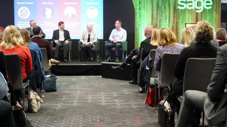 Sage Sessions MTD panel, 21 March 2018